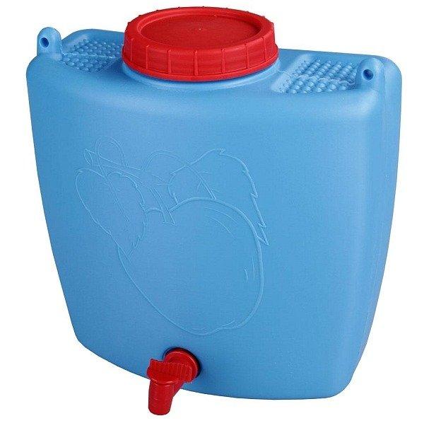 Пластиковый умывальник для дачи объем 5 л