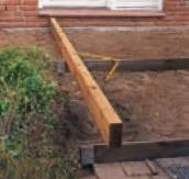 Строим деревянное крыльцо