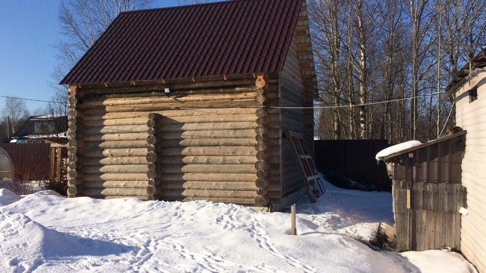 Строительство дома из бревна: основные этапы