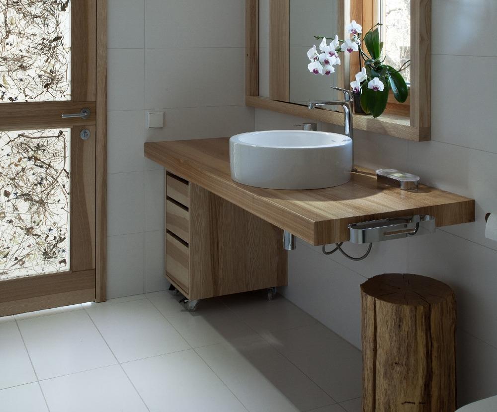 Ванная комната из дерева своими руками фото 235