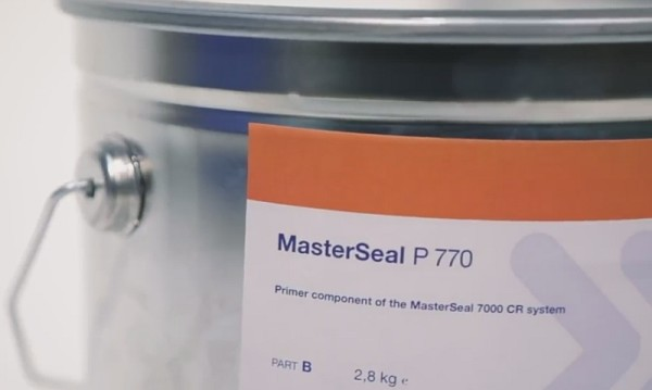 Инновационная система гидроизоляции MasterSeal 7000 CR