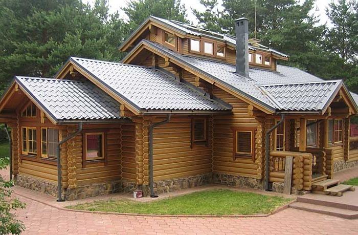Герметик Акцент 136 - утепление и герметизация деревянного дома