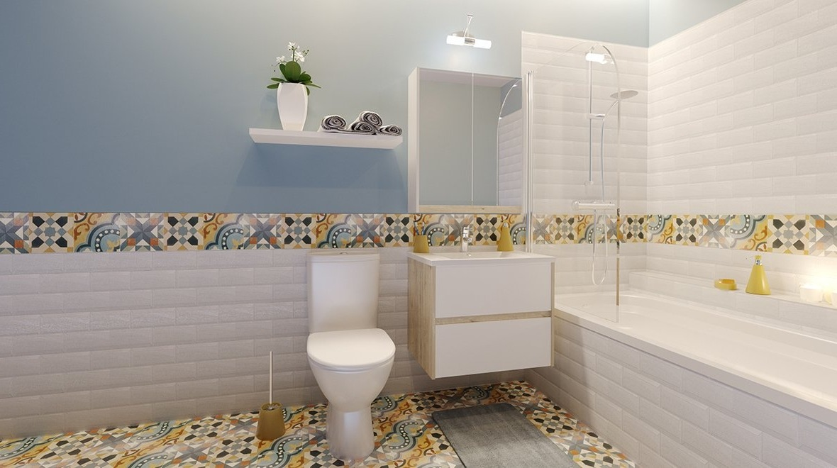 Дизайнерские решения для ванных комнат - «Дизайнерский»