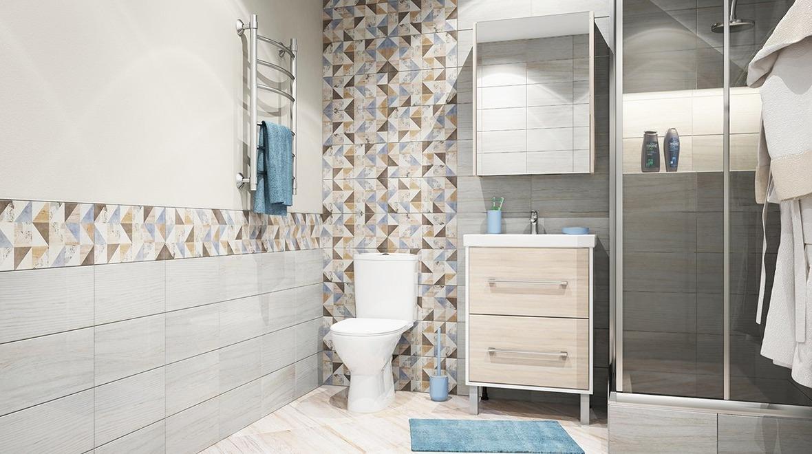 Дизайнерские решения для ванных комнат - «Скандинавия»