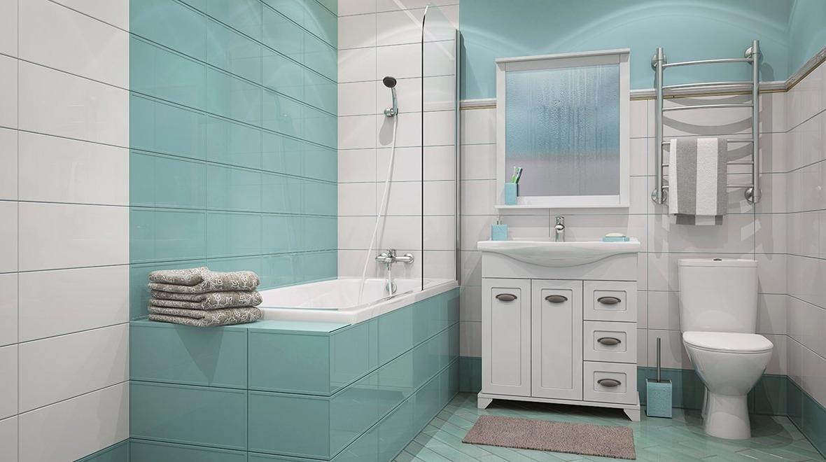 Дизайнерские решения для ванных комнат - «Тиффани»