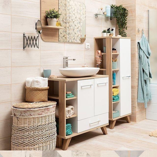 Коллекция «Стокгольм» для ванной комнаты