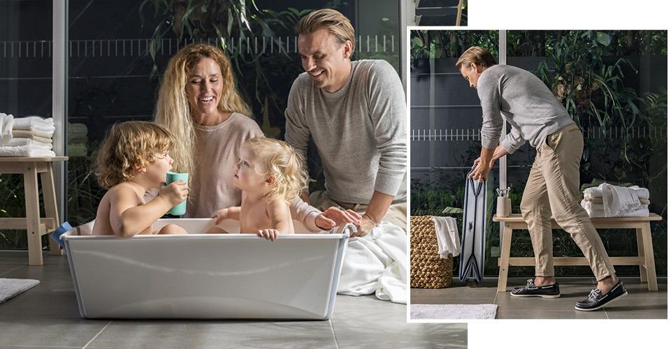 Ванночка для купания Flexi Bath® Макси