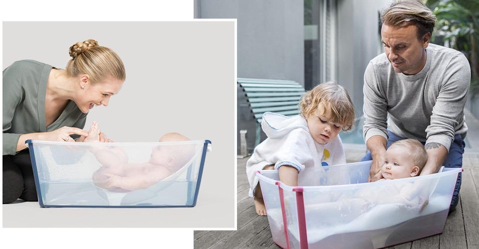 Вставка для ванночки Flexi Bath
