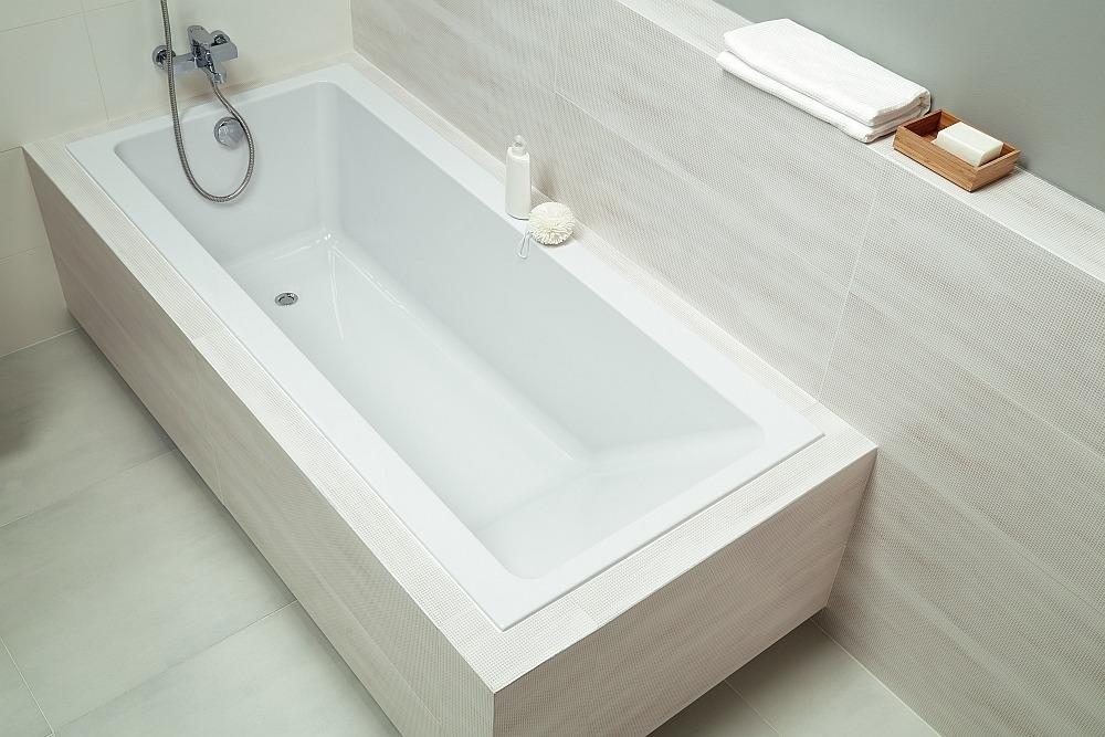 Акриловая ванна Cersanit CREA