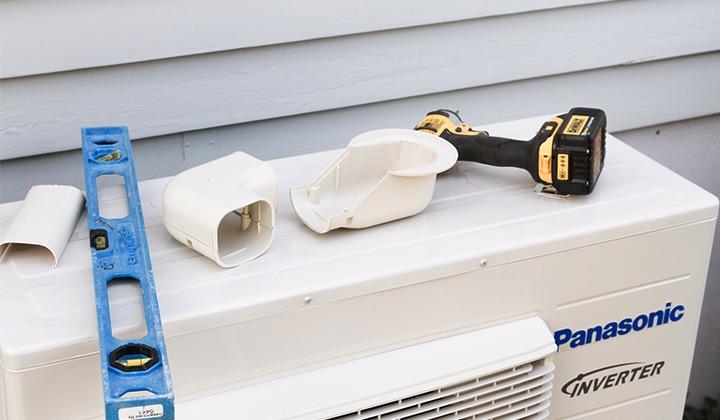 Техническое обслуживание воздушного теплового насоса