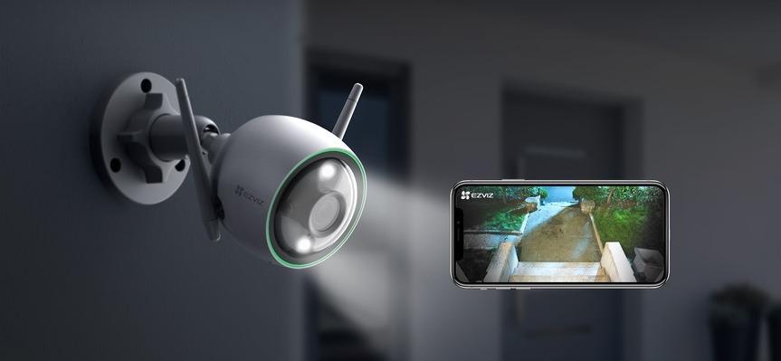 Уличная Wi-Fi камера C3N