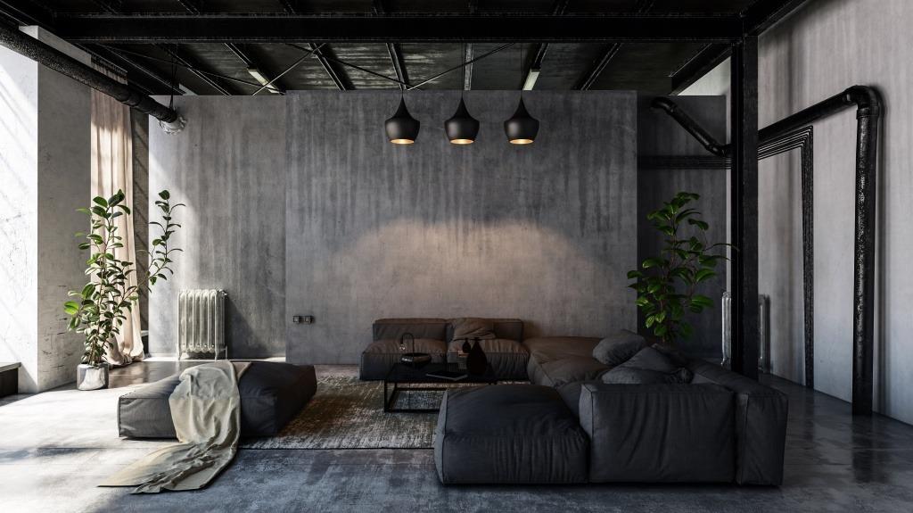 Винтажный стиль в квартире