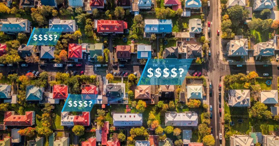 Как определить рыночную стоимость дома