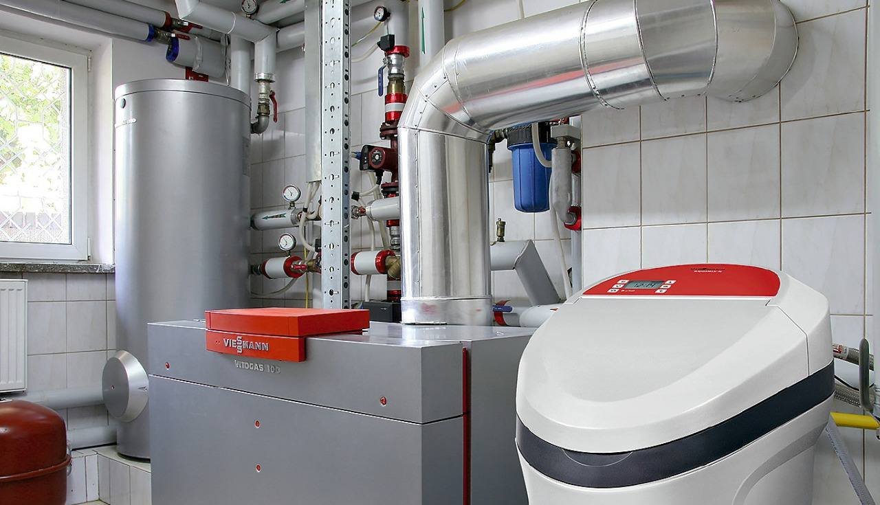 Aquahome - станция умягчения и очистки воды